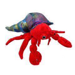 Мягкая игрушка Рак-отшельник, 30 см