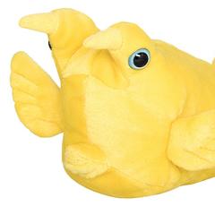 Мягкая игрушка Рыба-корова, 25 см