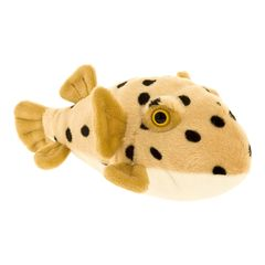 Мягкая игрушка Рыба-шар, 25 см