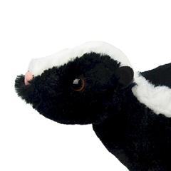 Мягкая игрушка Скунс, 25 см