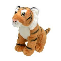 Мягкая игрушка Тигр, 20 см