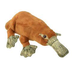 Мягкая игрушка Утконос, 30 см