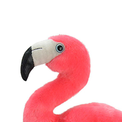 Мягкая игрушка Фламинго, 25 см