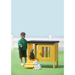 Животные для домика Смоланд Кролики и домик