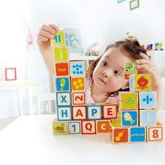 Игрушка кубики ABC