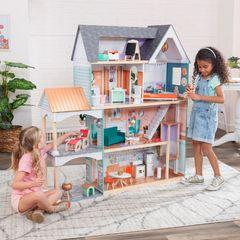 Кукольный дом Далия, с мебелью 30 элементов