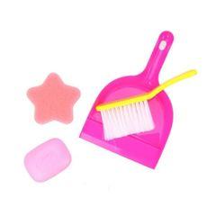 Игровой набор для уборки