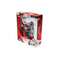 """Набор для исследований """"Микроскоп"""", 36 предметов, цвет красный"""