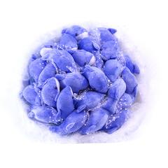 """Букет из мягких игрушек """"Дельфины"""", 25 шт, цвет голубой"""