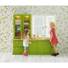 Кукольная мебель Смоланд Кухонный набор с буфетом