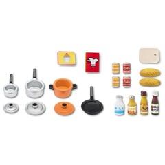 Набор аксессуаров для кукольной кухни
