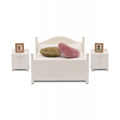 Набор мебели для домика Смоланд Спальня классическая
