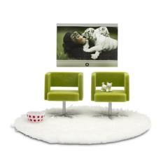 Набор мебели для домика Стокгольм Домашний кинотеатр