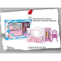 Мебель для куклы Спальня