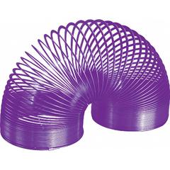 """Пружинка """"Slinky Цветная"""", металлическая"""