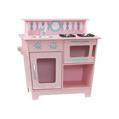 """Игрушечная кухня """"Классик"""" цв. розовый"""