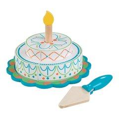 """Игравой набор """"Многоуровневый праздничный торт"""". Цв. Яркий"""