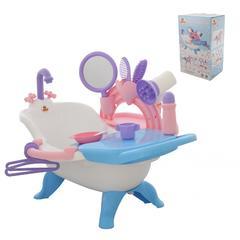 Набор для купания кукол №2 с аксессуарами (в коробке)