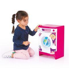 Игрушечная стиральная машинка, аксессуары, звук