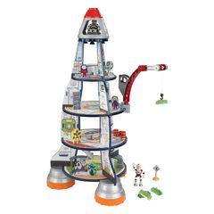 """Игровой набор """"Космический корабль"""" (Rocket Ship)"""