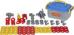 Набор Механик, (41 элемент) (в контейнере)