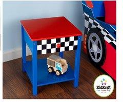 """Прикроватный столик """"Гоночная машина"""" (Race Car Side Table) KidKraft (Кидкрафт)"""