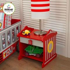 """Прикроватный столик """"Пожарная станция"""" (Fire Hydrant Toddler Table)"""