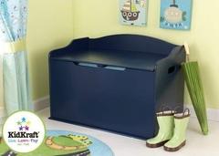 """Ящик для хранения """"Austin Toy Box"""" - Blueberry (т. Синий)"""