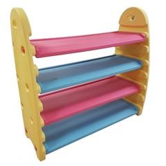 Многофункциональная полка для игрушек и книг