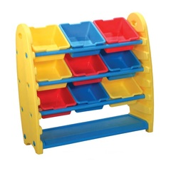 Система хранения для игрушек и конструкторов
