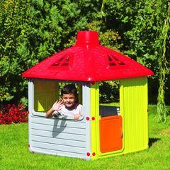 Игровой домик для улицы Городской дом