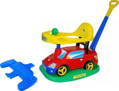 Автомобиль-каталка Пикап многофункциональный №2 (без звукового сигнала)