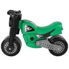 "Мотоцикл ""Моторбайк"", зелёный (в коробке)"