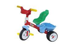 Велосипед 3-х колёсный Беби Трайк (Колёса пластмассовые)