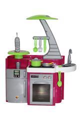 Набор Кухня Laura с цветовым эффектом подогрева варочной панели (в пакете)