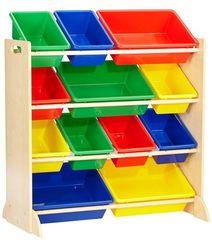 Система для хранения с 12 контейнерами