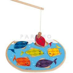 Игра магнитная с удочкой Скоростная рыбалка