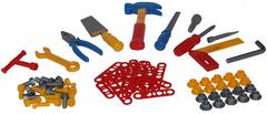 Набор инструментов №4 (72 элем. в пакете)