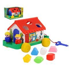 Игровой дом (в коробке)