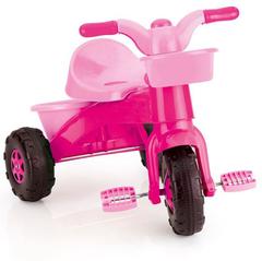 Мой первый велосипед розовый