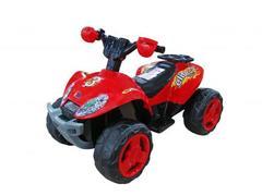 Квадроцикл Molto Elite 3, 6V красный
