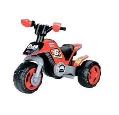 Мотоцикл Molto Elite 6, 6V красный