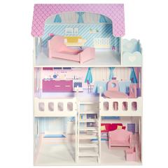 Дом Валери Шарм с интерьером и мебелью 6 предметов
