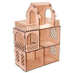 Кукольный домик серия Я дизайнер для кукол 30 см