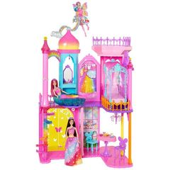BARBIE Радужный Дворец