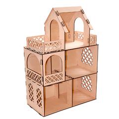 Кукольный домик серия Я дизайнер для мини-кукол