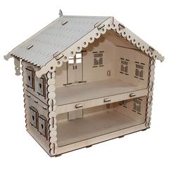 Кукольный домик серия Я дизайнер Русский дом, конструктор
