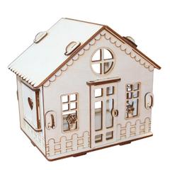 Сборная игрушка серии Я дизайнер Дачный домик
