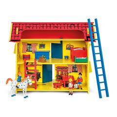 Кукольный домик Пеппи Длинный чулок