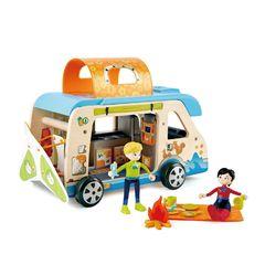 Игровой набор Фургон для приключений